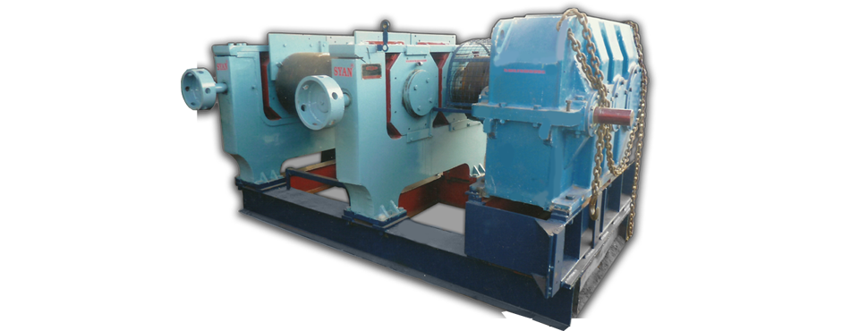 A mixing mill is a machine used for the mechanical mixing
